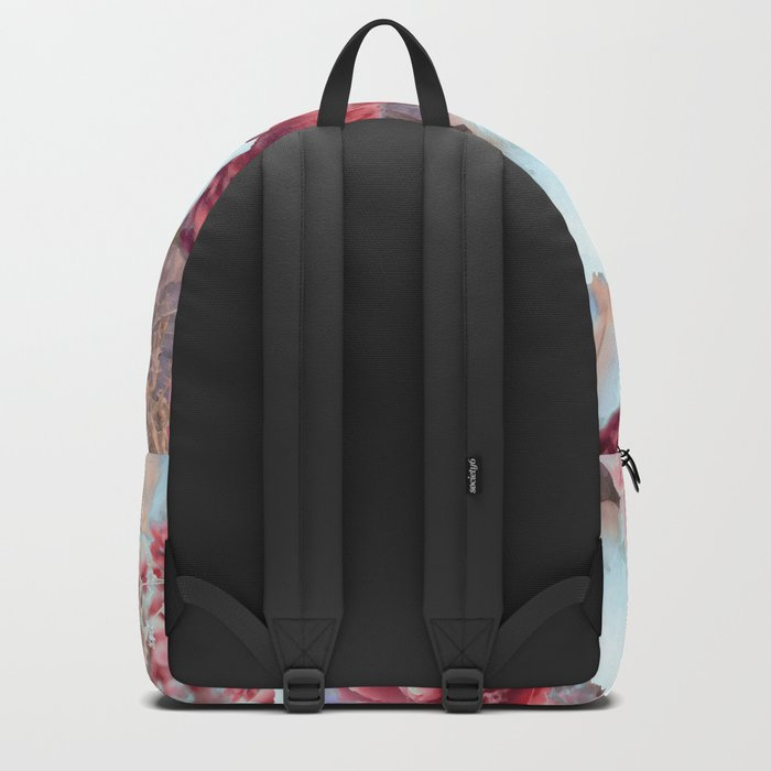 Summer bouquet - #Society6 #buyart Backpack
