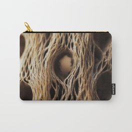 Fire Cholla Skeleton Carry-All Pouch