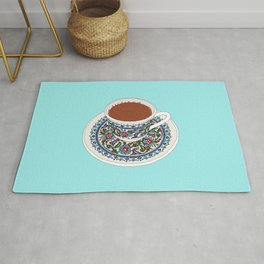 Turkish Coffee Rug
