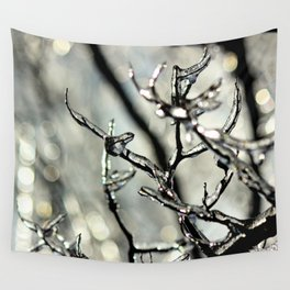 Ice Storm Wall Tapestry