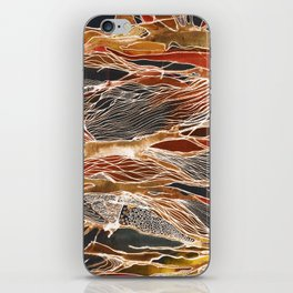 Midnight Fever iPhone Skin