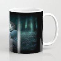 saga Mugs featuring The Meadow. The Twilight Saga by Natali Simonenko