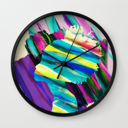 African Woman Pepe Psyche Wall Clock