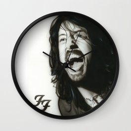 'If Everything Could Ever Feel This Real Forever' Wall Clock