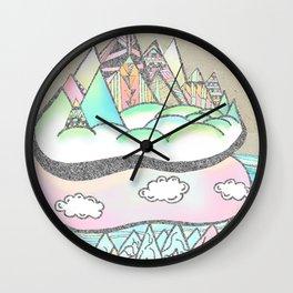 My Shambhala Wall Clock
