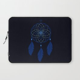 The Blue Dreamcatcher Laptop Sleeve