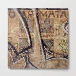 Surfaces Metal Print