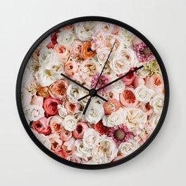 Festive Affair Wall Clock
