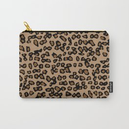 Digital Leopard Carry-All Pouch