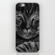 Cool cat iPhone & iPod Skin