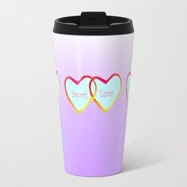 Secret Love Travel Mug