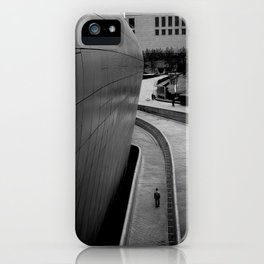 Empty, Rogue, Road Less Traveled iPhone Case