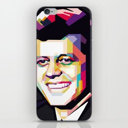 John F. Kennedy iPhone Skin