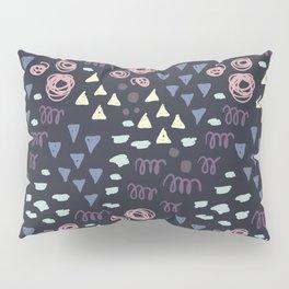 Fun Abstract Pattern Pillow Sham