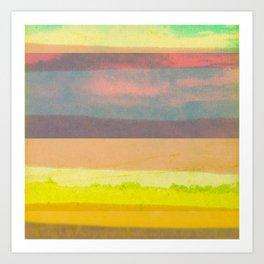LOMO No.2 Art Print