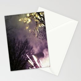 Fireworks at Central Park-NYC Stationery Cards