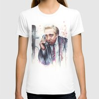 nicolas cage T-shirts featuring Nicolas Cage by Olechka