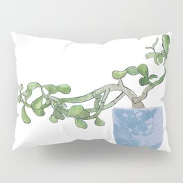 Plants are the best people Pillow Sham