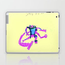 Artistry of Autism - Trap Shadow Laptop & iPad Skin