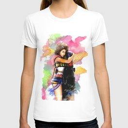 YUNA & TIDUS - FFX T-shirt