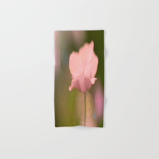 Dreamy Poppy Hand & Bath Towel