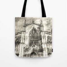 St Giles Cathedral Edinburgh Vintage Tote Bag