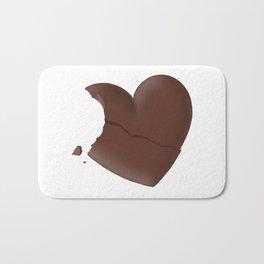 Love Bites #hatetolove Bath Mat