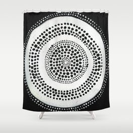 Dotto 27 Shower Curtain
