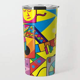 GUITARIST Travel Mug