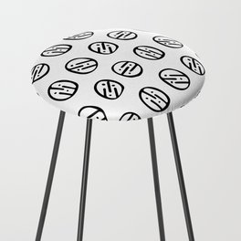 Faces Counter Stool