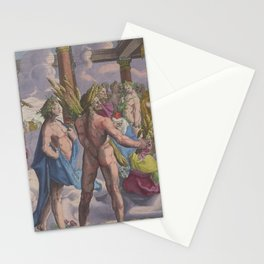 PHAETON Asking for the Chariot Stationery Cards