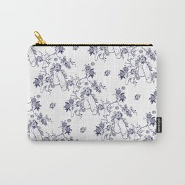 Penis Pattern Carry-All Pouch
