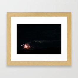 Encapsulating Framed Art Print