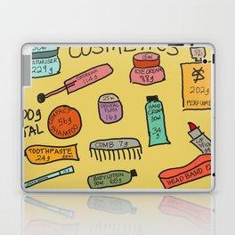 Cosmetics Laptop & iPad Skin