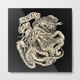 Hentai Number 1!!! Metal Print