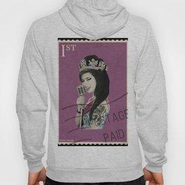 Queen Elizabeth Winehouse Hoody