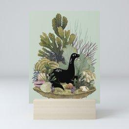 Tiny Nessie Mini Art Print