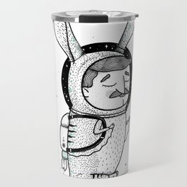 The Jerboa's Dream Travel Mug