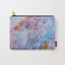 Tree in Violet (2) 2015 Carry-All Pouch