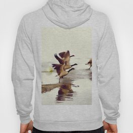 The Take Off - Wild Geese Hoody