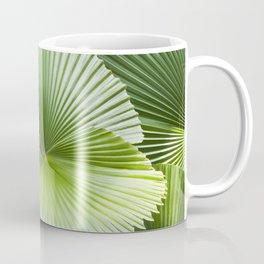 Fan Palms Coffee Mug