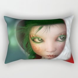 Christmas wind Rectangular Pillow