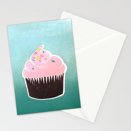 Cotton Candy Cream Stationery Cards