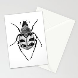 Beetle 02 Stationery Cards
