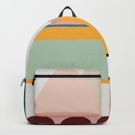 modern abstract II Backpack