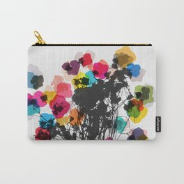 blossom 1 Carry-All Pouch