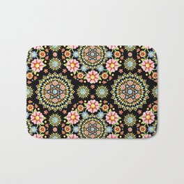 Flower Crown Bijoux Bath Mat