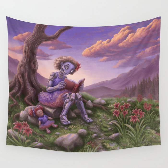 Fancy Wall Tapestry