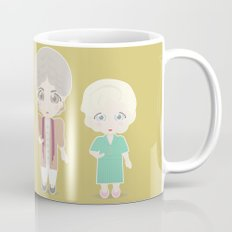 Girls in their Golden Years Mug