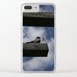 Nested Clear iPhone Case